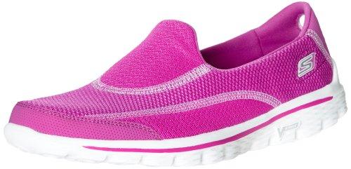 Skechers - Sneaker, Donna, Rosa (Raspberry), 39 (6 uk)