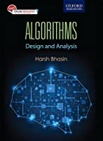 Algorithms: Design and Analysis Front Cover