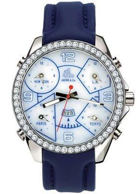 Jacob & Co. Single Diamond Watch JC12-S