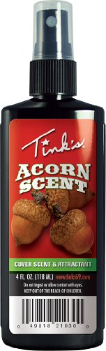 Cheapest Prices! Tink's Acorn Power Cover Scent (4-Ounce)