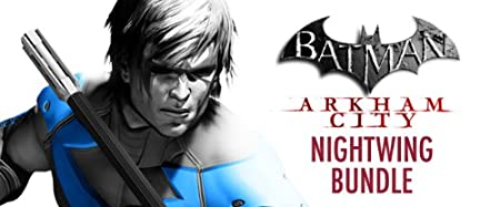 Batman Arkham City Nightwing DLC [Download]
