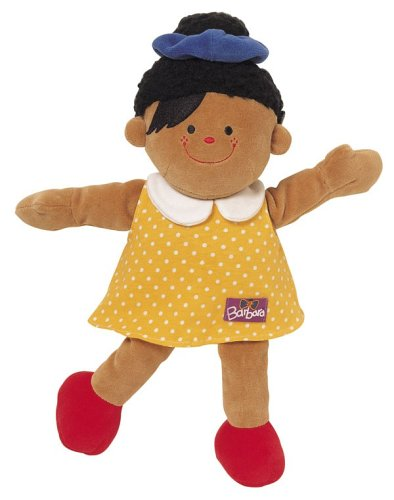 "K'S Kids Barbara 7.5"" Doll front-938925"