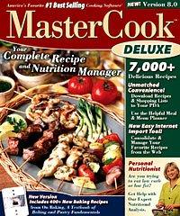 MasterCook Deluxe 8.0 [OLD VERSION]