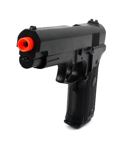 Special Ops Electric Blowback Airsoft Pistol Full Auto & Semi Auto Fps-180 Aep Realistic Blowback