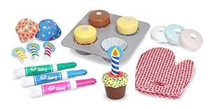 Bake & Decorate Cupcake Set-