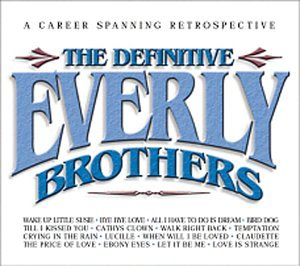 The Everly Brothers - The Definitive Everly Brothers (2CD) - Zortam Music