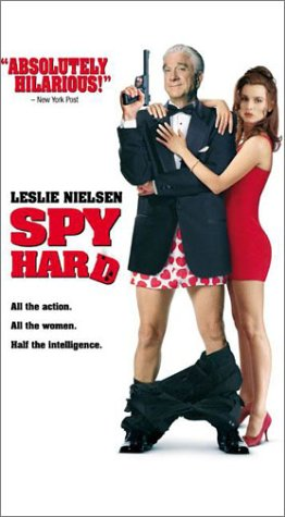 Spy Hard [VHS] [Import]