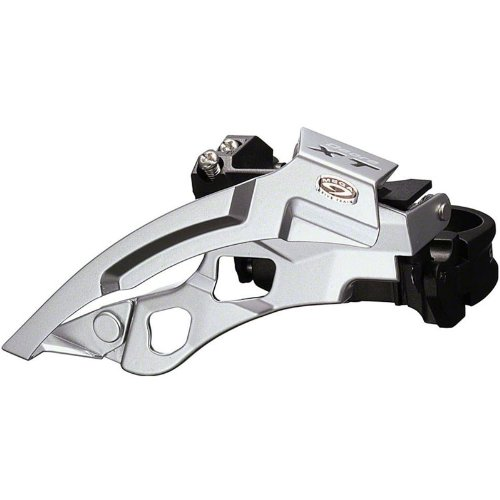 (Pk) 2013 Shimano Deore Xt Front Derailleur Black Direct Top Pull