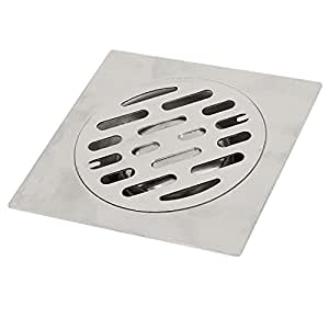Floor drain strainer cover 10cm x 10cm 3 inch for 10 inch floor drain cover
