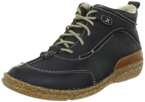 Josef Seibel Schuhfabrik GmbH Nikki Ankle Boots Womens Black Schwarz (schwarz/natur 659) Size: 3.5 (36 EU)