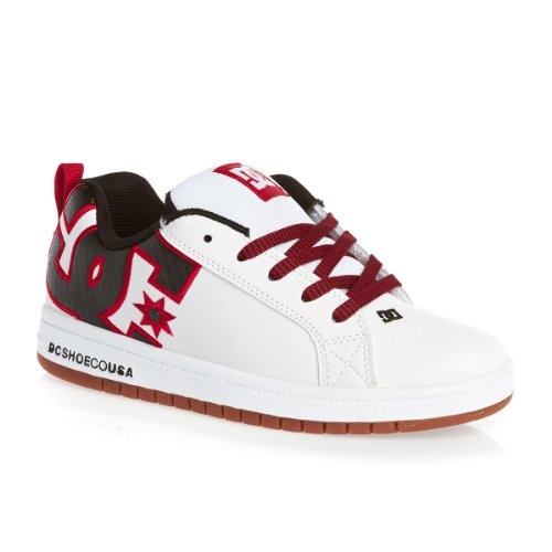 DC Shoes Kids Court Graffik Se-D0301131B Fashion Sports Skate Shoe