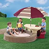 Step2 Naturally Playful Summertime Play Center Red& Tan**Free Delivery UK Mainland ONLY**