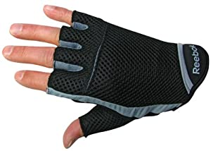 Reebok Men's Fitness Gloves, Large