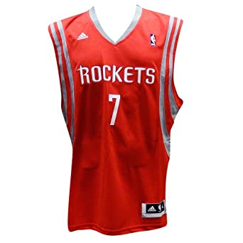 Houston Rockets Jeremy Lin Red Adidas Swingman Revolution 30 Jersey by adidas