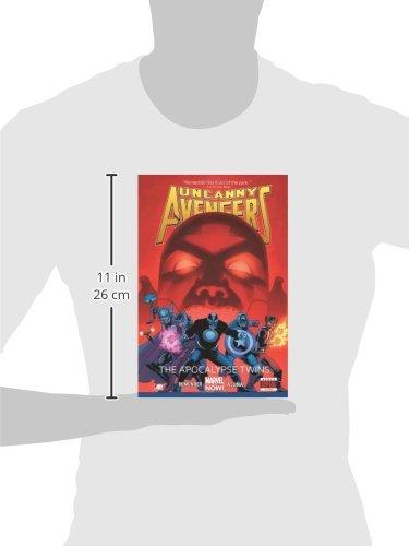 Uncanny Avengers Prem HC 02 Apocalypse Twins