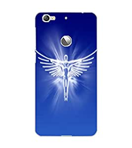 LE ECO LE 1S ANGEL Back Cover by PRINTSWAG