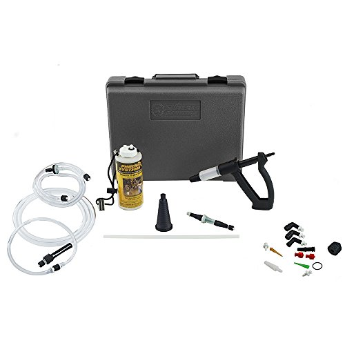 Phoenix Systems (2003-B) V-12 Reverse Brake & Clutch Bleeder Kit, Medium Duty One Person Bleeder, Hard Case (95 Honda Accord Lx Brake compare prices)