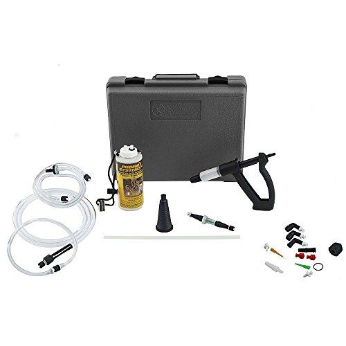 Phoenix Systems (2003-B) V-12 Reverse Brake & Clutch Bleeder Kit, Medium Duty One Person Bleeder, Hard Case (2008 Dodge Ram 1500 Brake Kit compare prices)