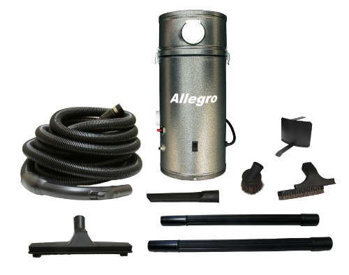 RV Trailerhome Boat Yacht Allegro Central Vacuum Unit & Utility Garage Car Kit (Motorhome Vacuum compare prices)