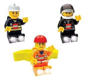 Lego City Head Lamp Assortment