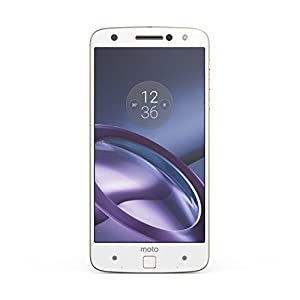 Motorola Moto Z UK SIM-Free Smartphone - White/Gold