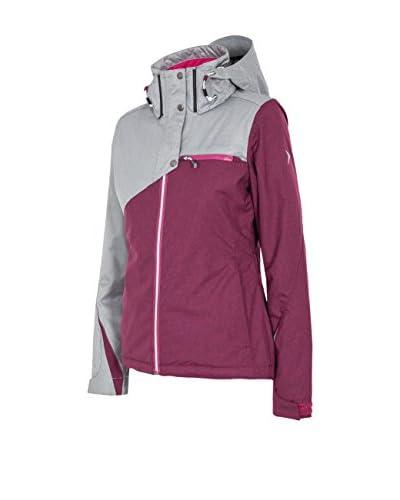 outhorn Jacke pink/grau