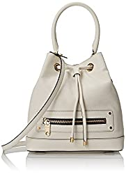 MILLY Riley Bucket Handbag Top Handle Bag