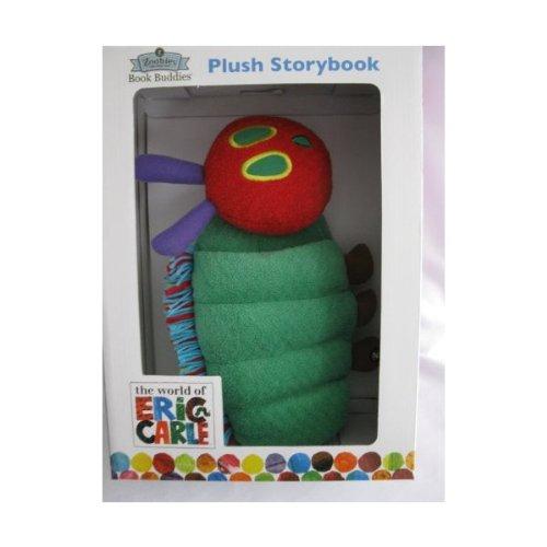Imagen de Libro de cuentos de peluche - La oruga muy hambrienta Storybook Plush Por Zoobies Book Buddies