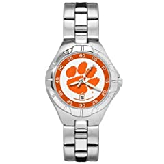 NSNSW22780Q-Clemson University Watch - Ladies Pro Ii Sport by NCAA Officially Licensed