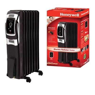 Kaz Hw Dig. Oil Filled Radiator Bk / Hz-717 /