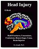 Head Injuries, Concussions & Brain Damage: Cerebral and Cranial Trauma, Skull Fractures, Contusions, Hemorrhage, Loss of Consciousness, Coma