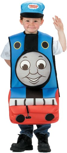 Thomas The Tank Engine Classic Costume - Toddler Large