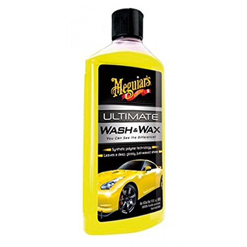 Meguiar´s G17716 Ultimate Wash und Wax Autoshampoo, 473 ml
