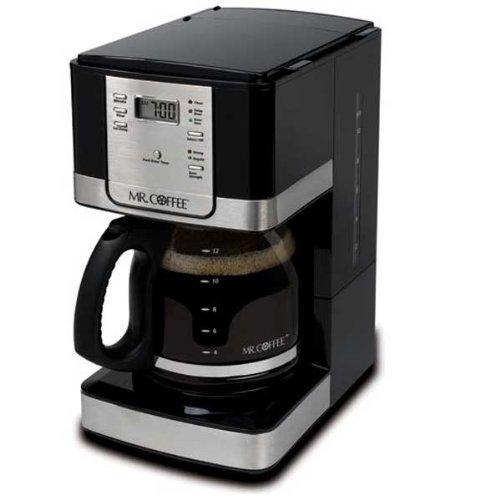 Mr. Coffee Jwx27Kv 12-Cup Programmable Coffeemaker