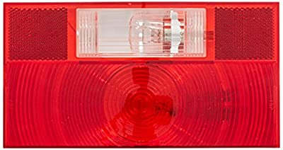 Peterson Manufacturing V25912 Red Stop and Tail Light