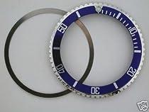 Bezel+Insert for Tudor Submariner Watch 9401, 7016 Blue