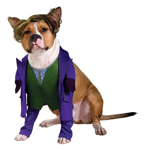 Batman The Dark Knight Joker Pet Costume