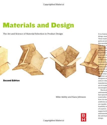 Materials and Design, Second Edition: The Art and Science...