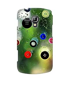 PickPattern Back Cover for Samsung Galaxy S Duos S7562