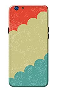 Oppo F1s A1601 Back Cover KanvasCases Premium Quality Designer Printed 3D Lightweight Slim Matte Finish Hard Case Back Cover for OPPO F1s + Free Mobile Viewing Stand
