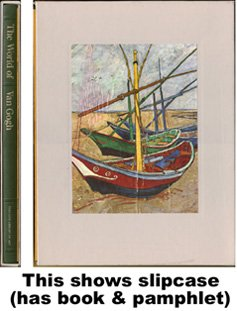 The World of Van Gogh 1853-1890, Robert Wallace/Time LIfe Editors, Editors of Time-Life Books
