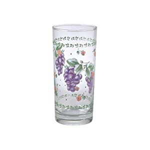 Grapevine Cooler Glass