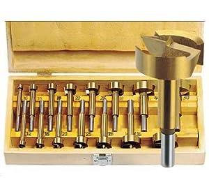 Famex 97031530 Forstnerbohrersatz 15 tlg.  BaumarktKundenbewertung und Beschreibung