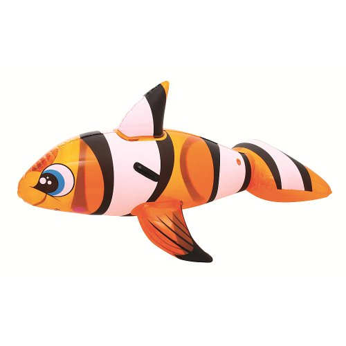 Sizzlin' Cool Animal Rider - Clown Fish
