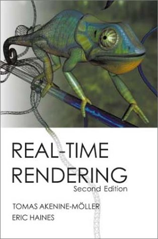 Real-Time Rendering (2nd Edition), Tomas Akenine-Moller, Eric Haines