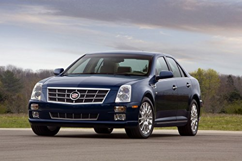 cadillac-sts-customized-36x24-inch-silk-print-poster-affiche-de-la-soie-wallpaper-great-gift