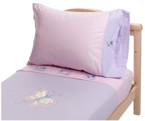 Gossamer Wings Toddler Bedding 4 Piece Set