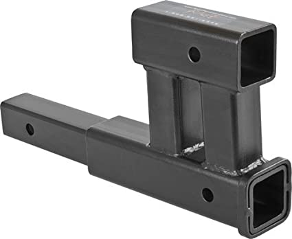 Dual Hitch Receiver Adapter