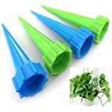12pcs/lot Automatic Watering Irrigation Spikes Garden Plant Flower Drip Sprinkler Water Watering Kits