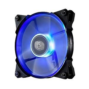 Cooler Master JetFlo 120 R4-JFDP-20PB-R1 High Performance 120mm LED Fan (Blue)
